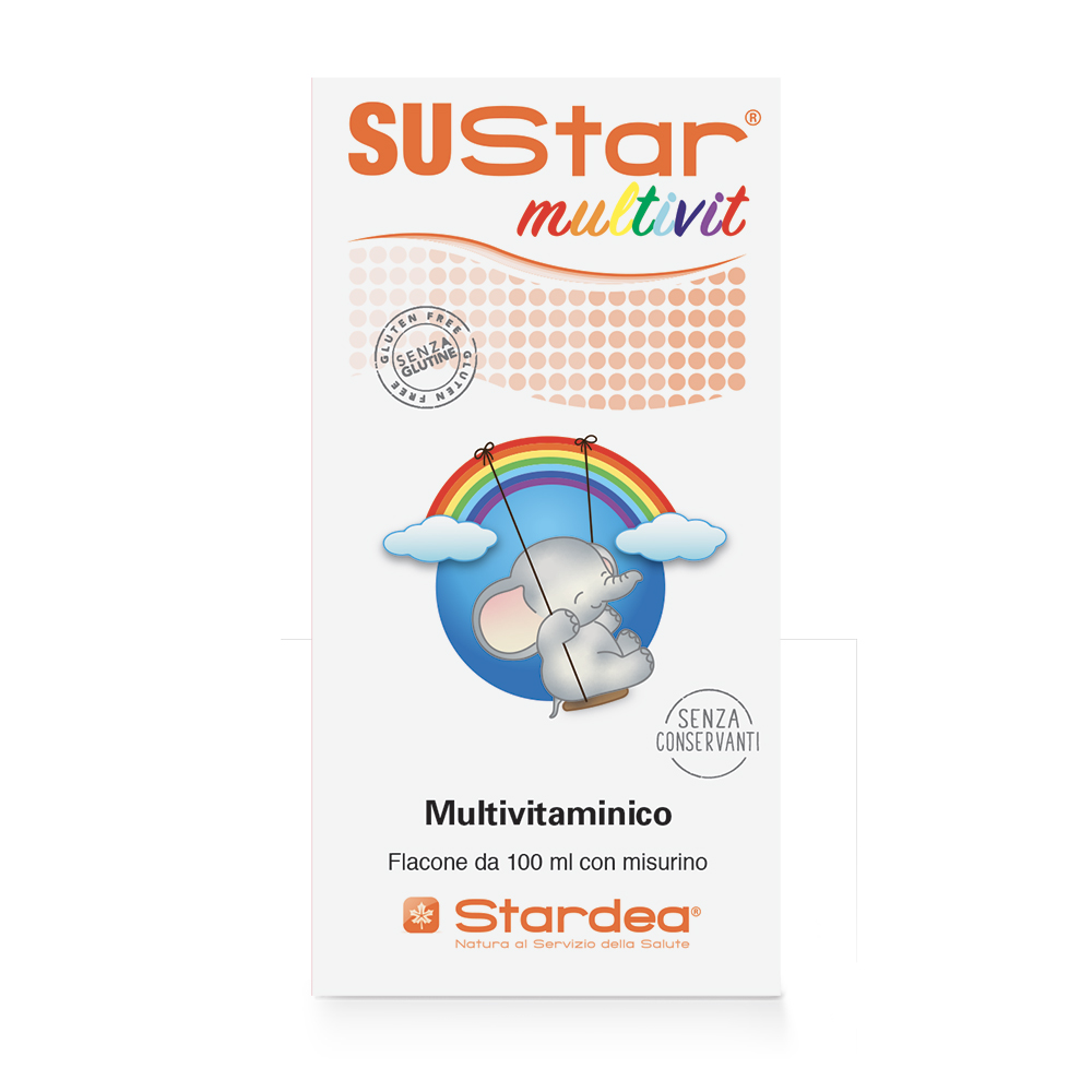 SUSTAR MULTIVIT PEDIATRICO